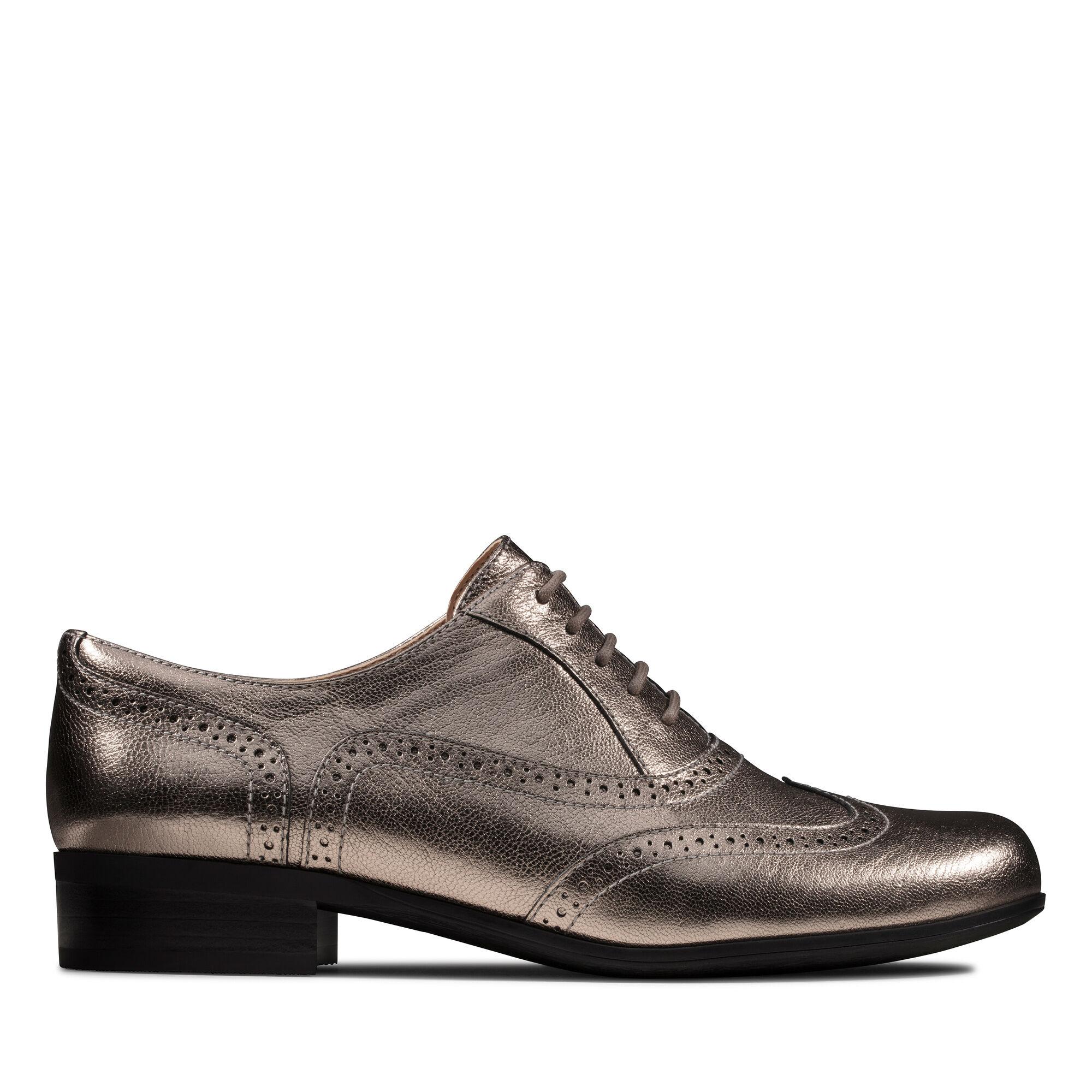 Met Lea Budapester Schuhe Frauen steinbeige Hamble | Clarks
