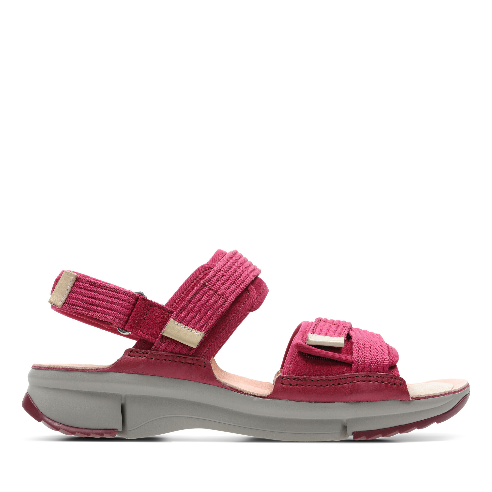 Women's Berry Sandals - Tri Walk   Clarks