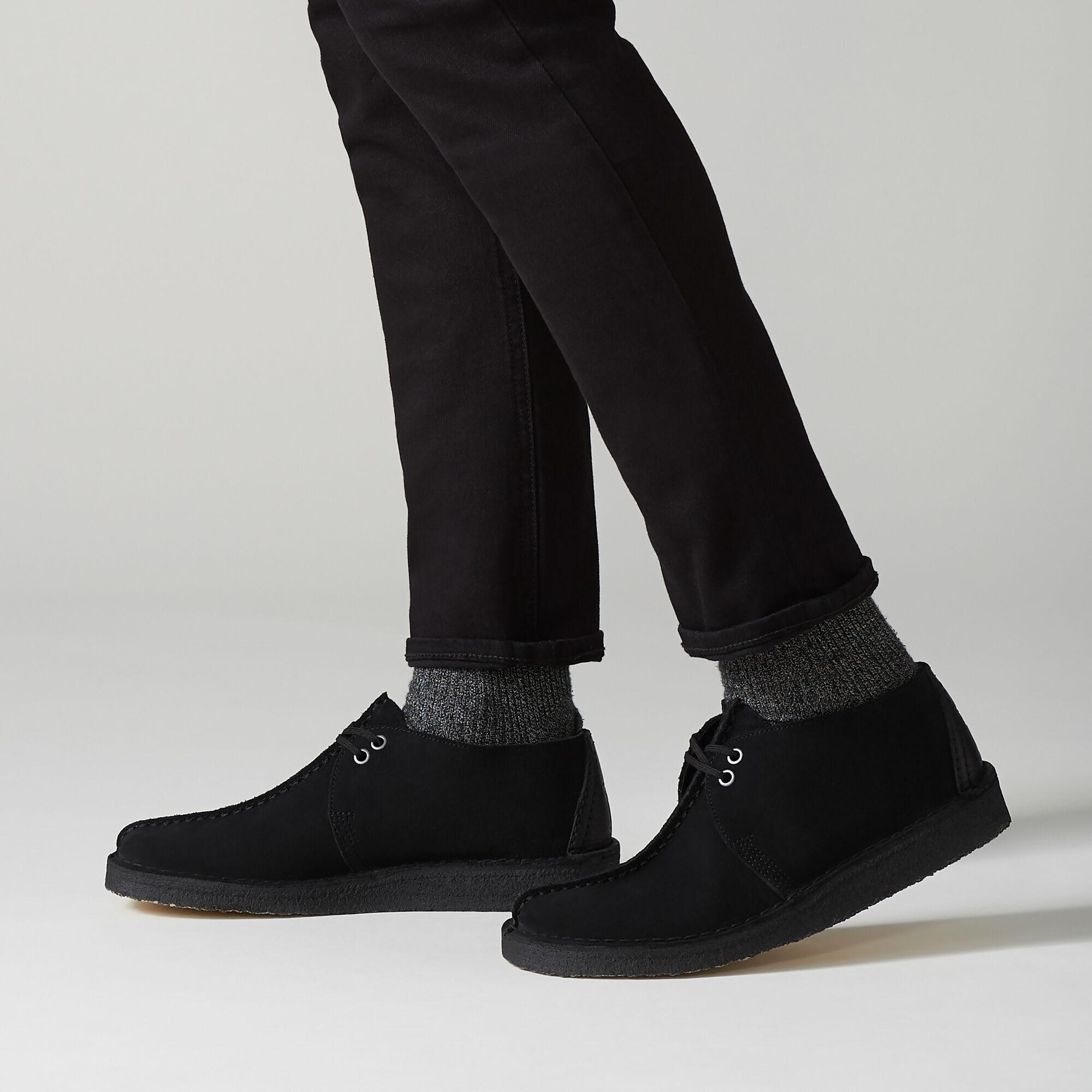 Suede Shoes - Desert Trek   Clarks