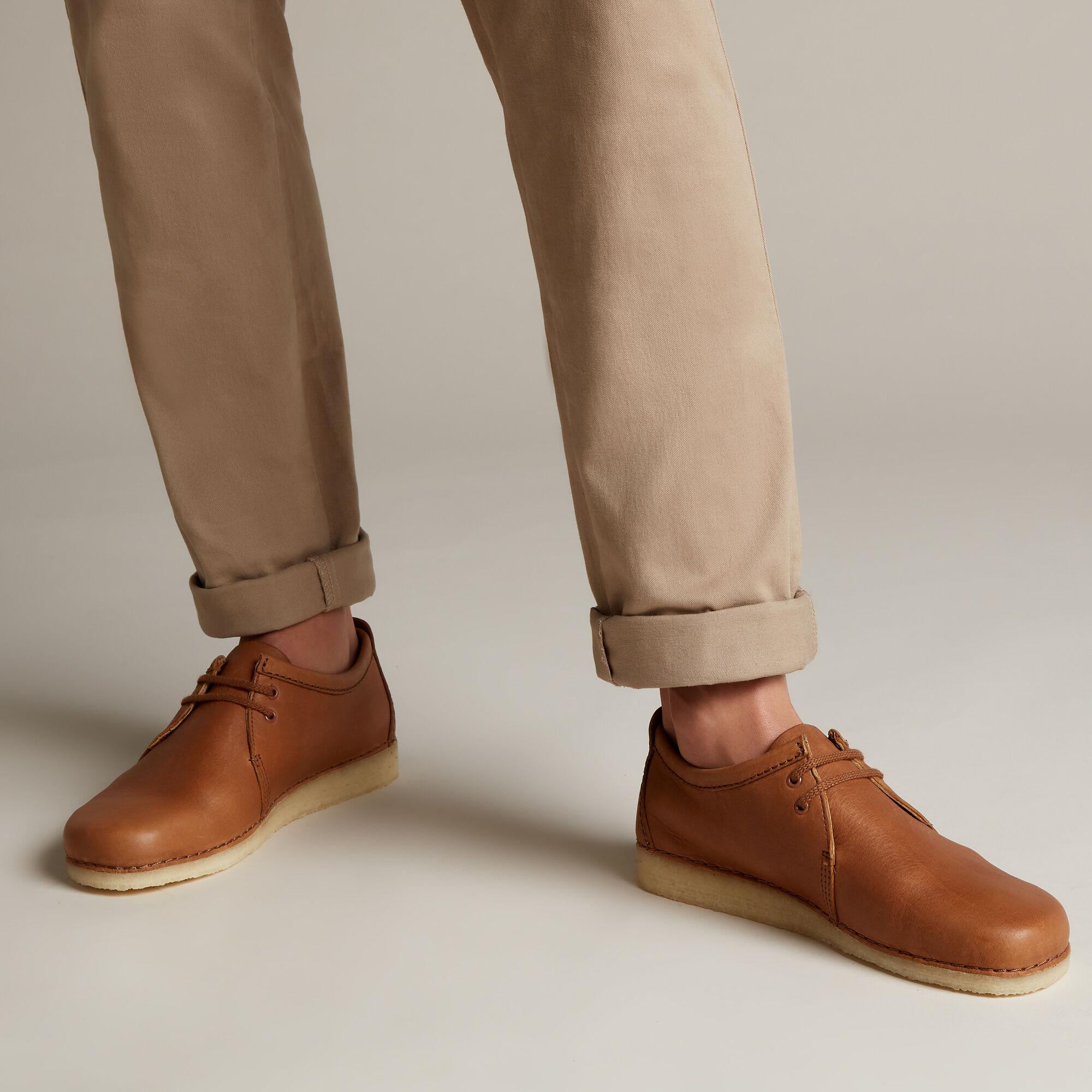 Clarks Originals Mens Ashton Boot