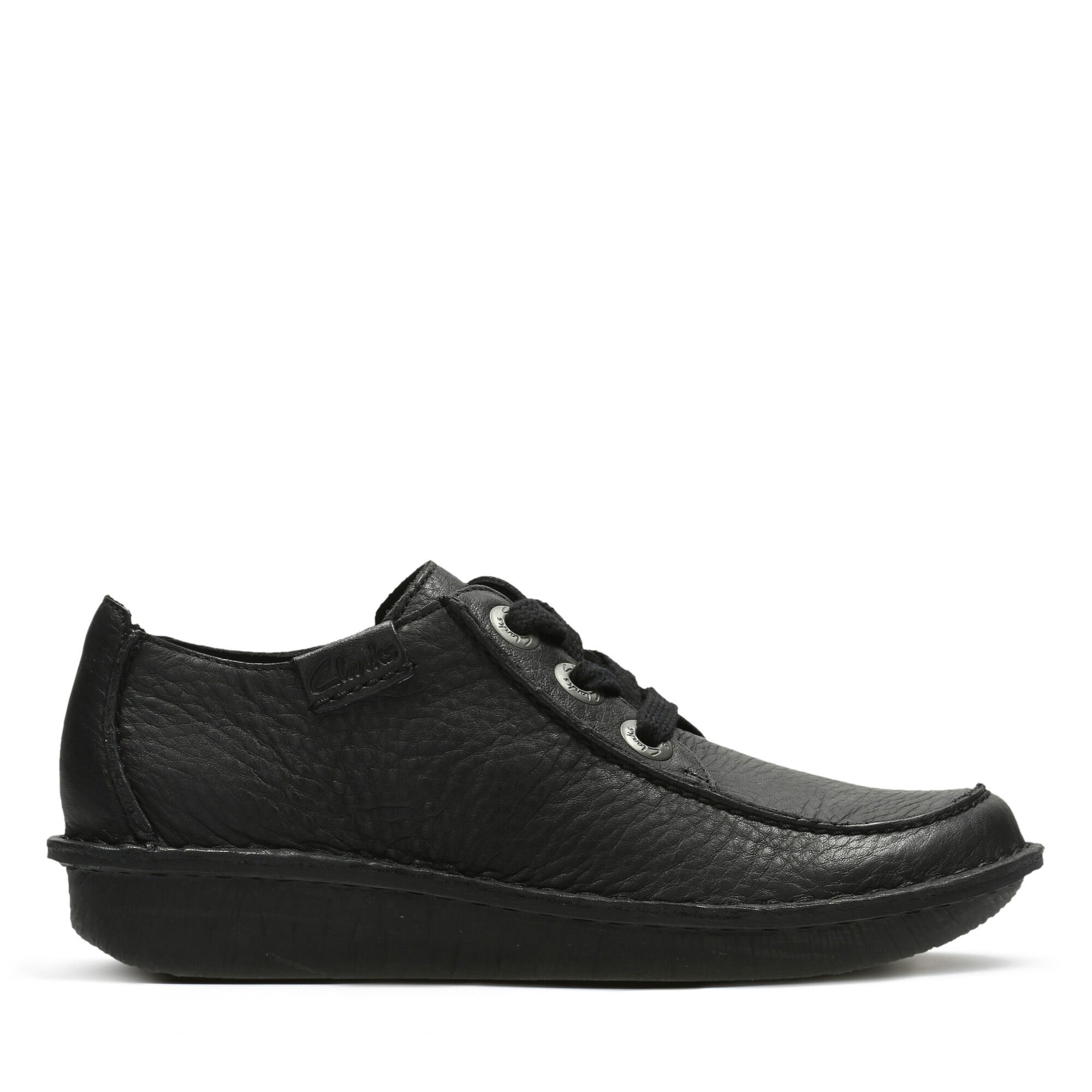 CLARKS FUNNY DREAM LADIES LACE UP CASUAL
