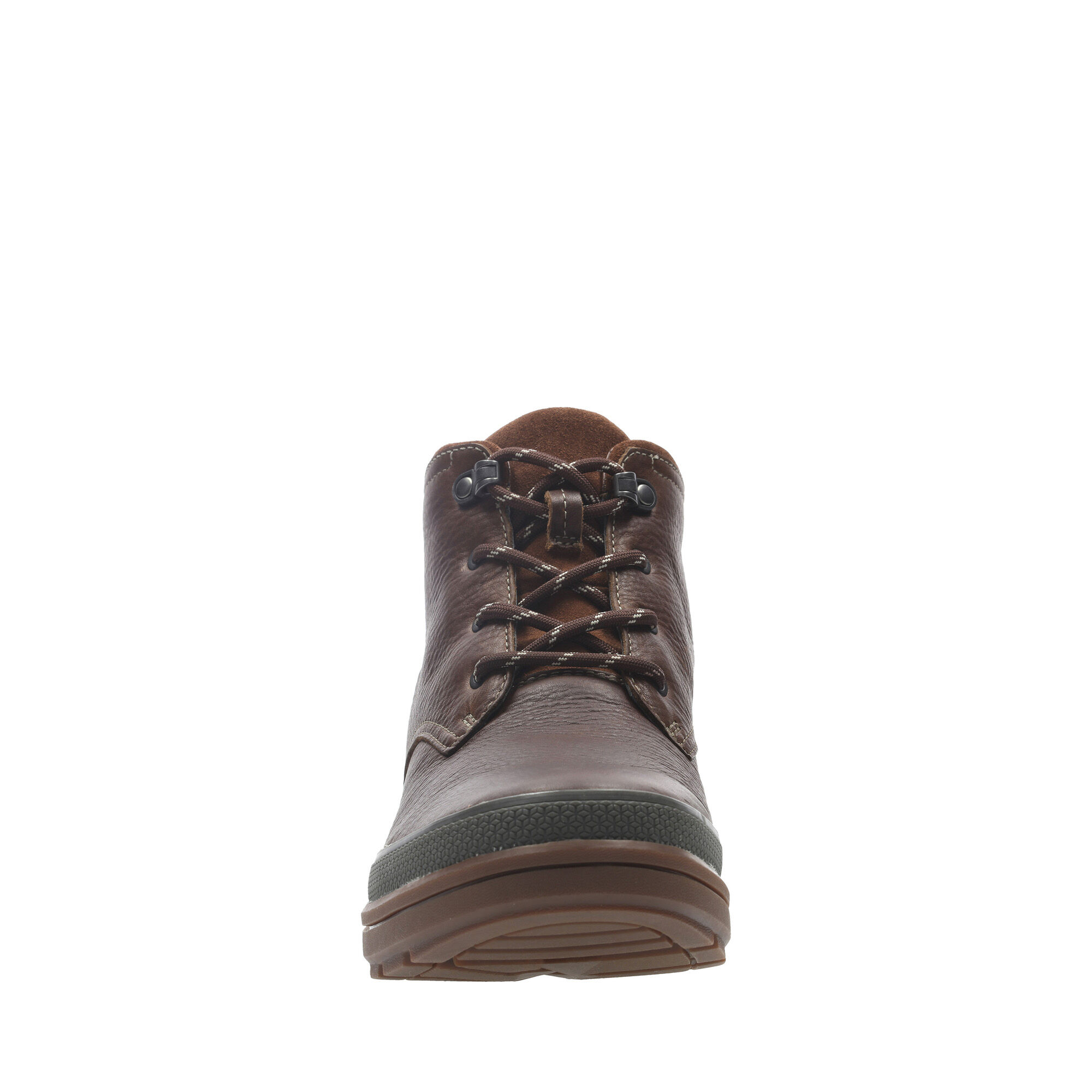 Rushway Mid GORE TEX British Tan Leather   Clarks