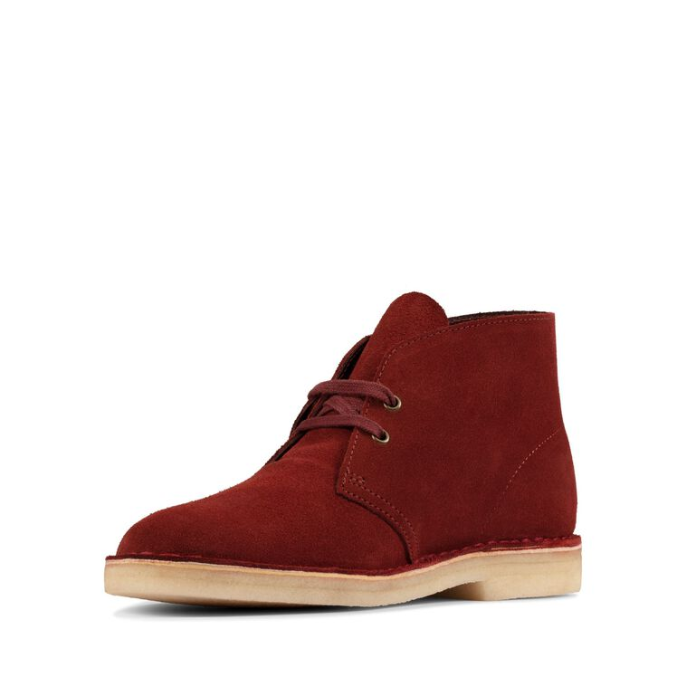 Mens New Brown Trendy Suede Desert Boots Sizes 3-15