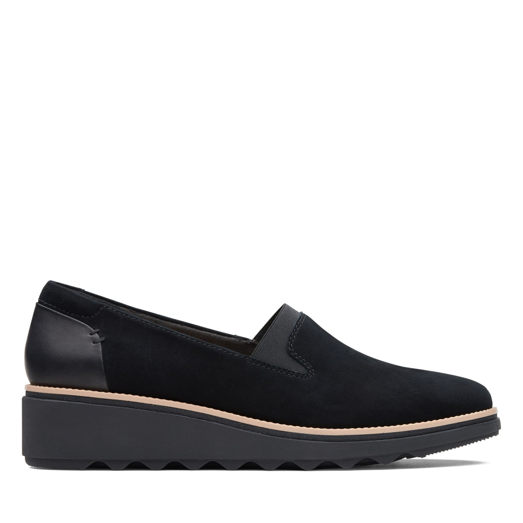 Black Suede Shoes - Sharon Dolly | Clarks