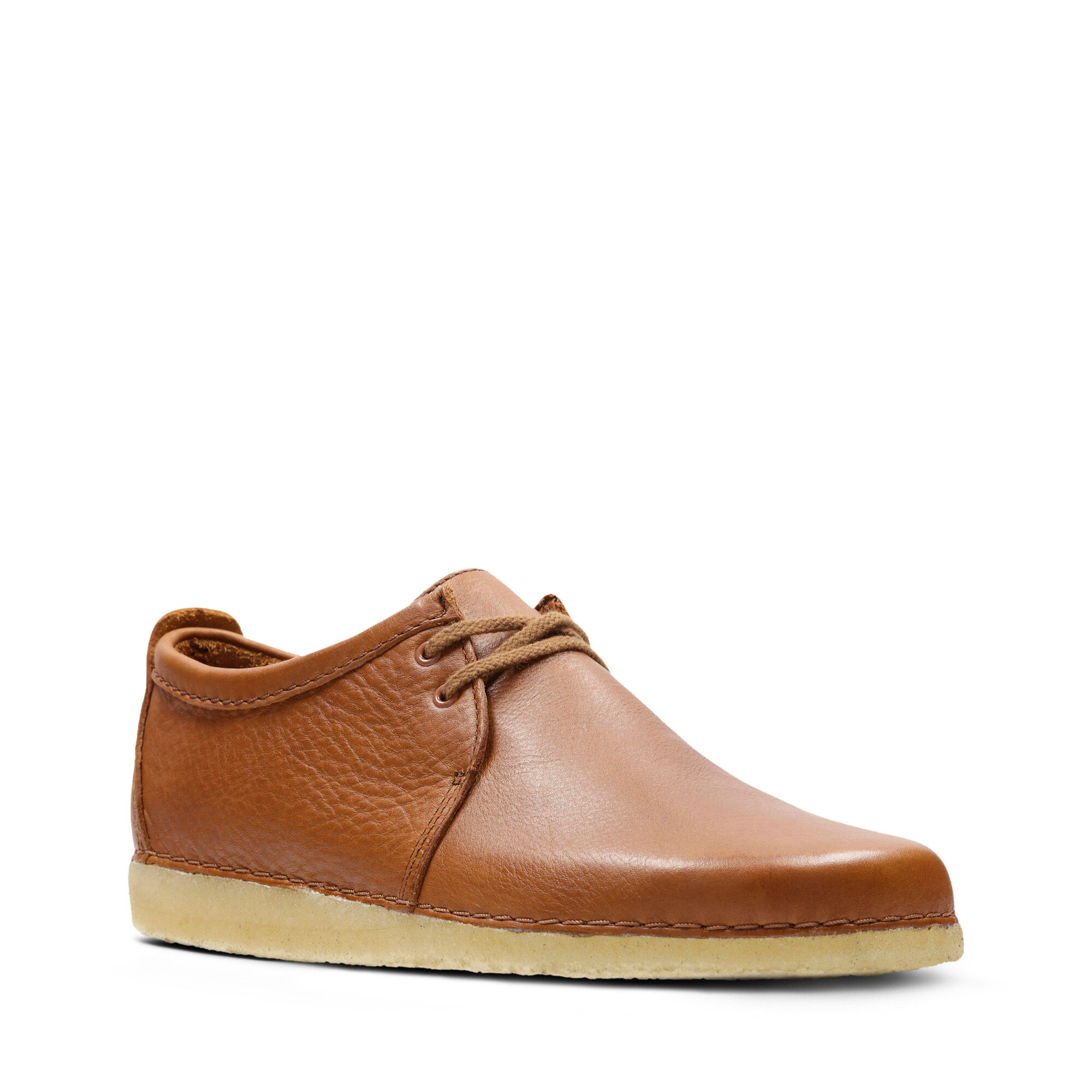 Clarks Ashton Leather Shoes in