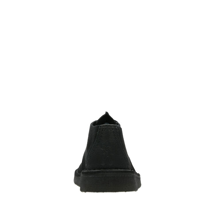 UK 6,7 G Soft Premium Black Lea Clarks Originals Mens Ut Desert trek Hi