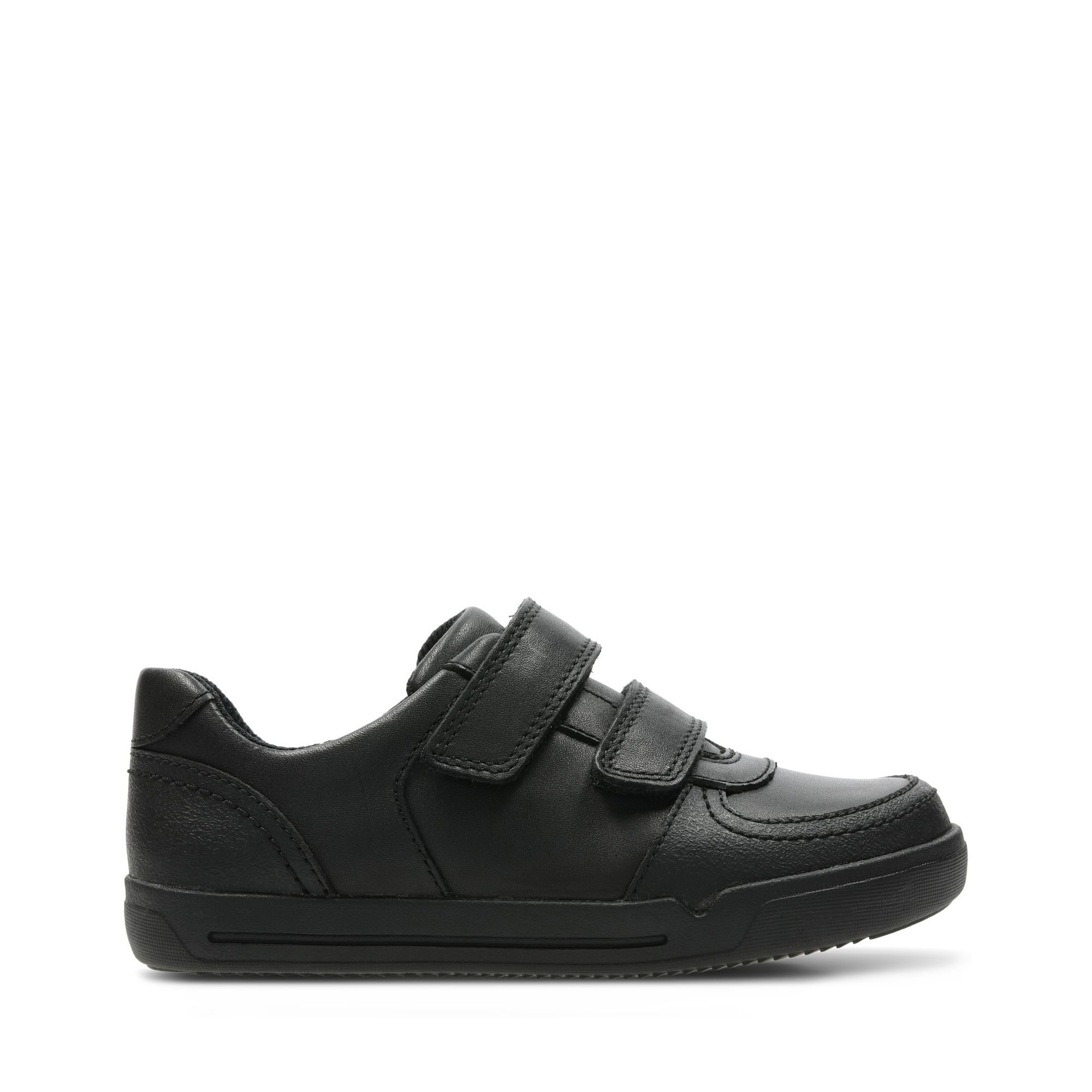 Leather Trainers - Mini Racer | Clarks