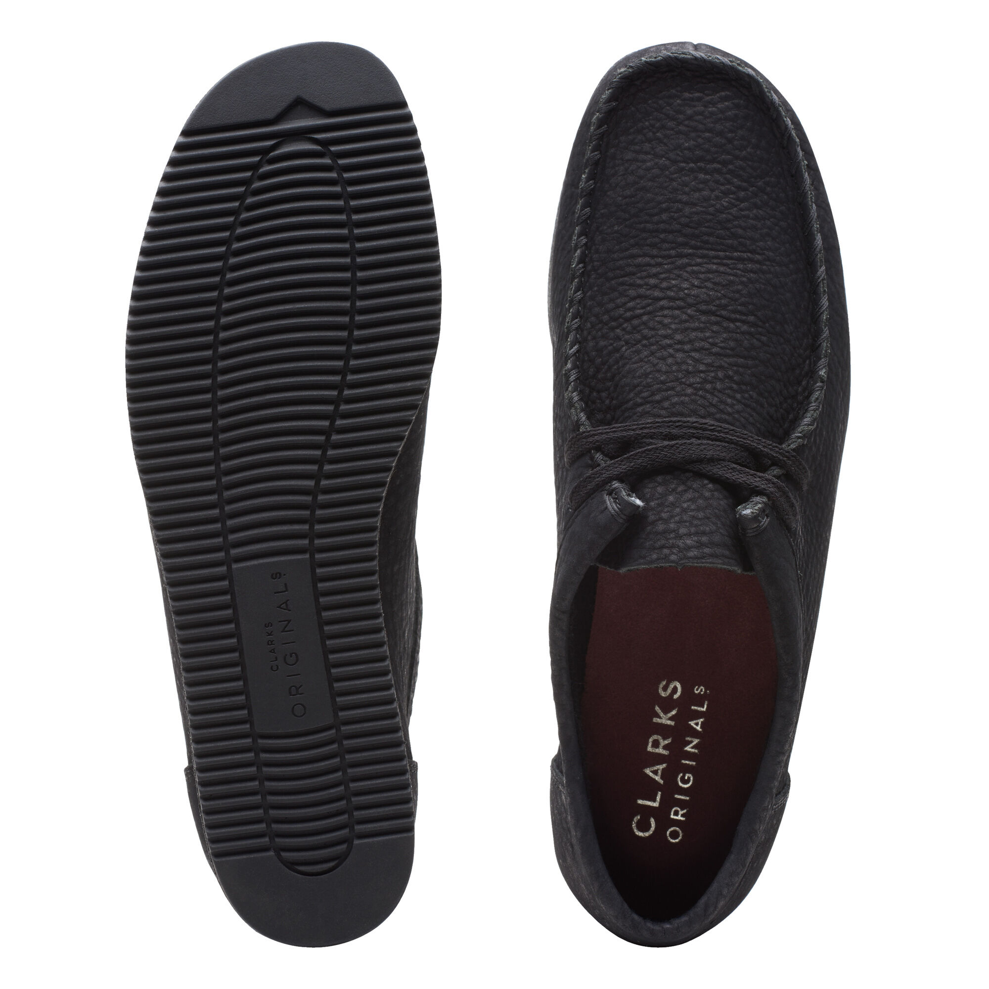 Women's Black Nubuck Sandals Wallacraft Lo | Clarks