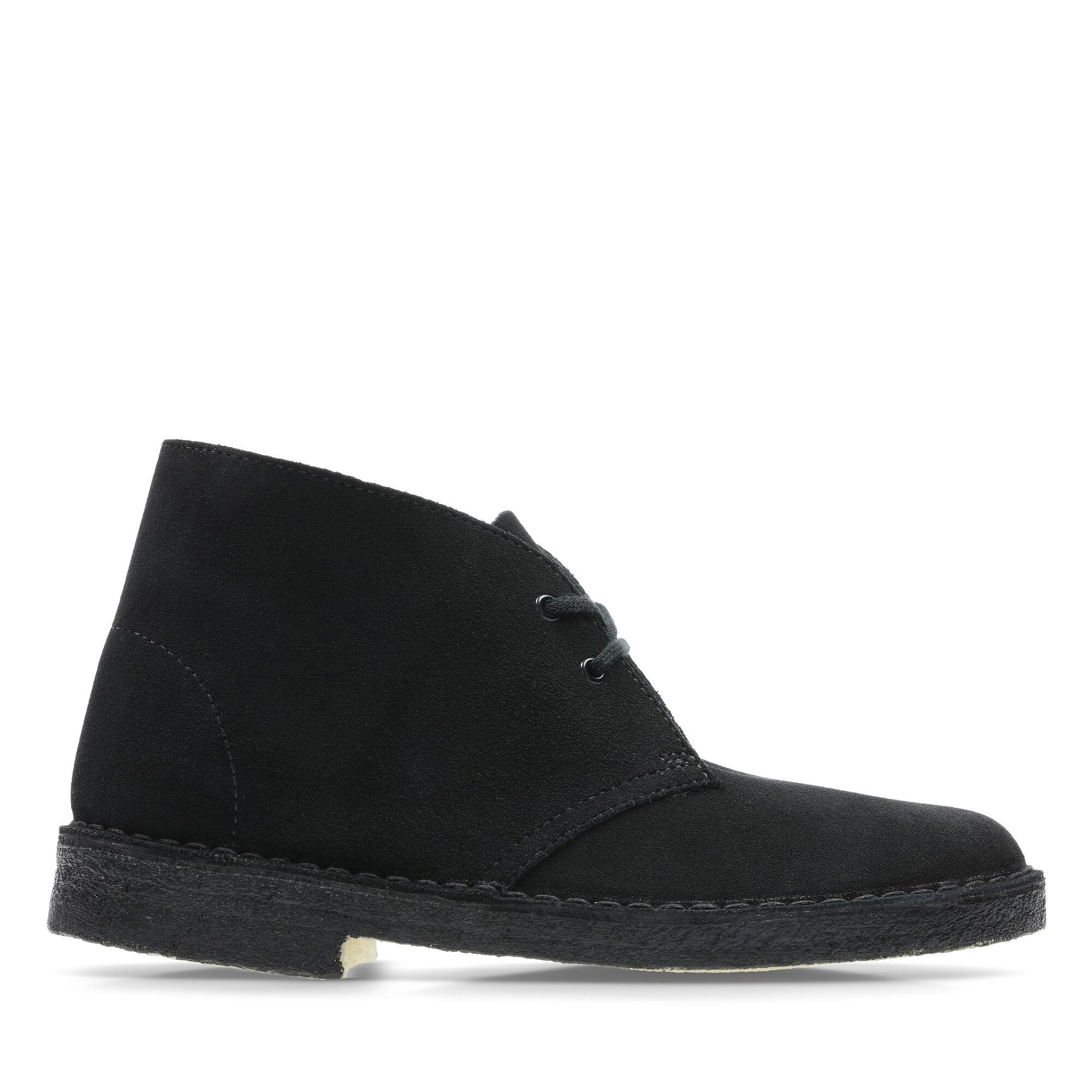 Suede Desert Boots - Desert Boot | Clarks