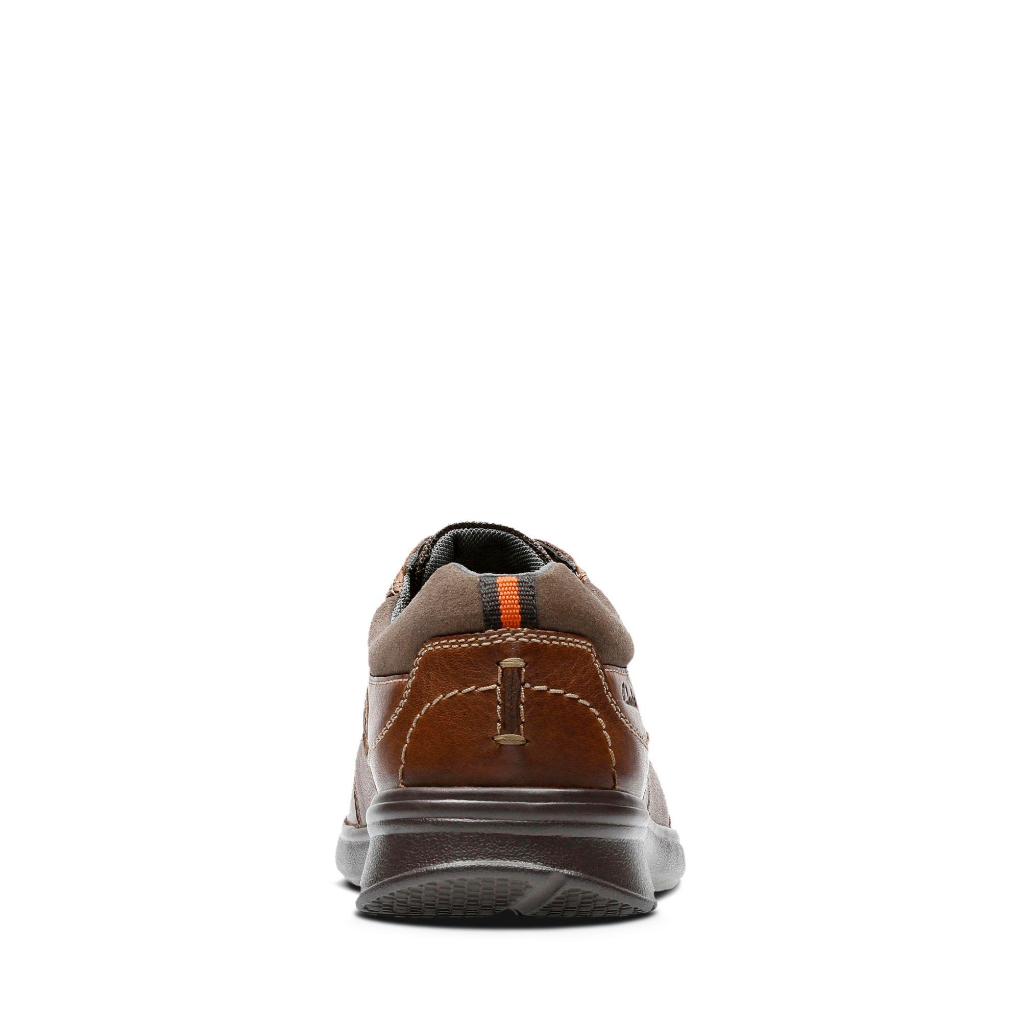 Men's Tobacco Shoes - Cotrell Walk | Clarks