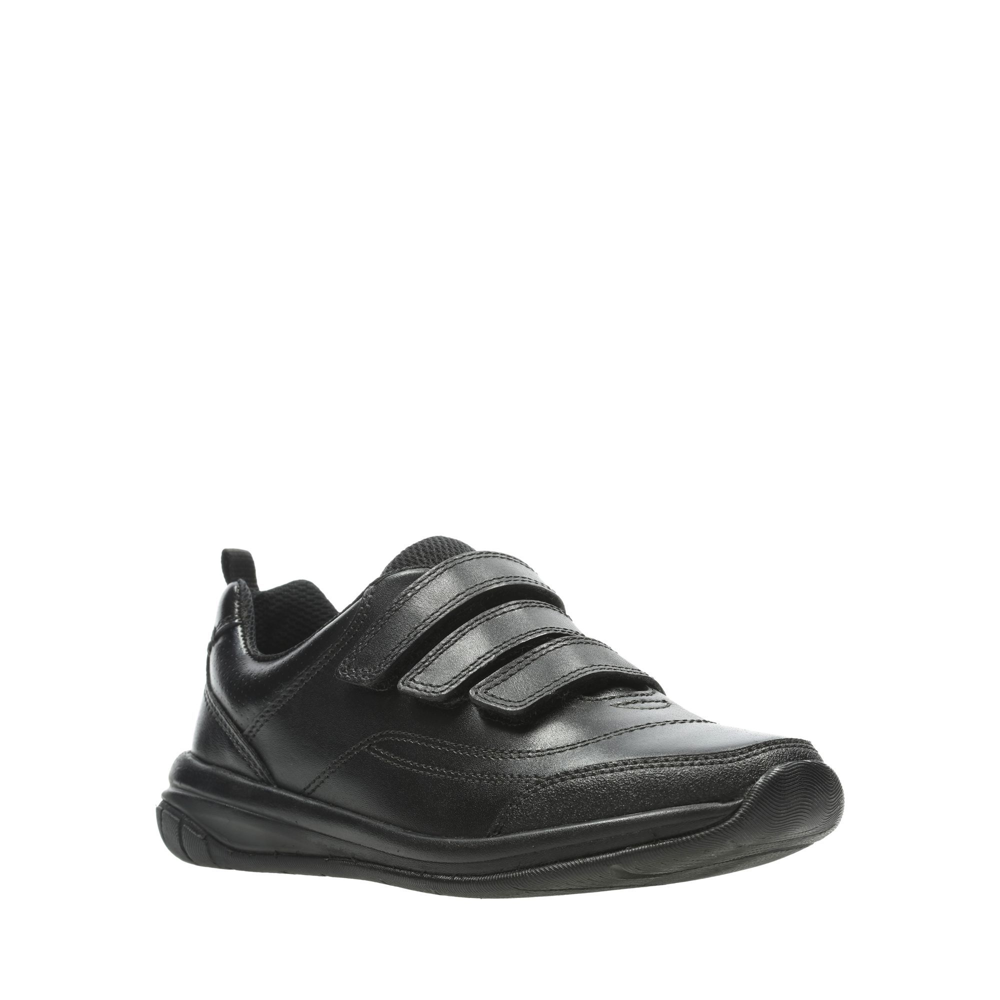 Leather Trainers - Hula Thrill | Clarks