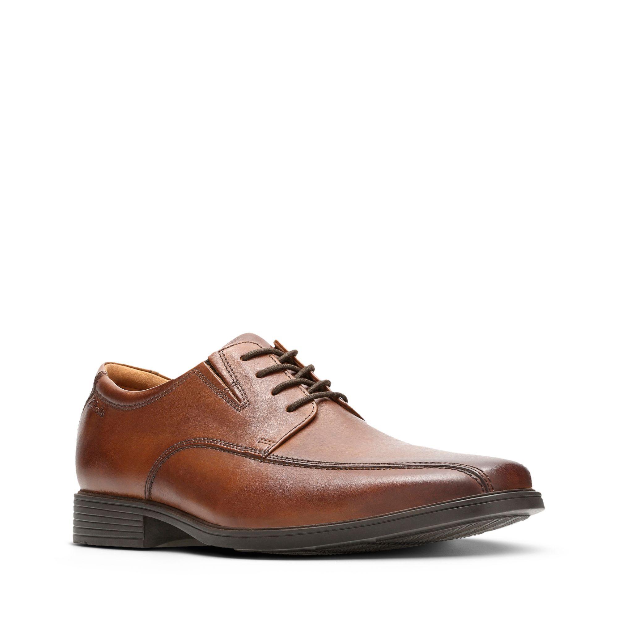 new Color Clarks Mens Tilden Walk Oxford Pick SZ//Color.