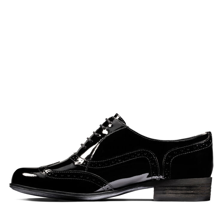 Femmes Clarks Hamble Chêne Richelieu à Chaussures