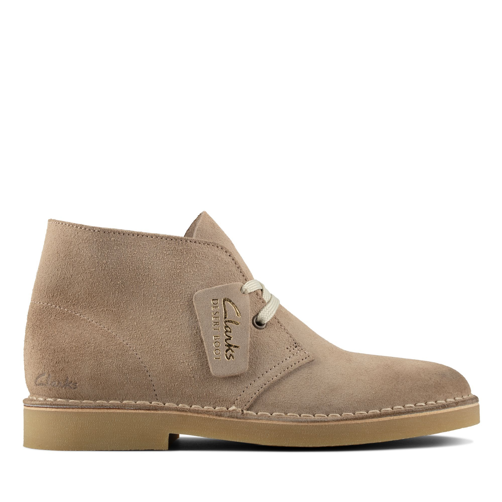 Sand Suede Desert Boots - Desert Boot 2