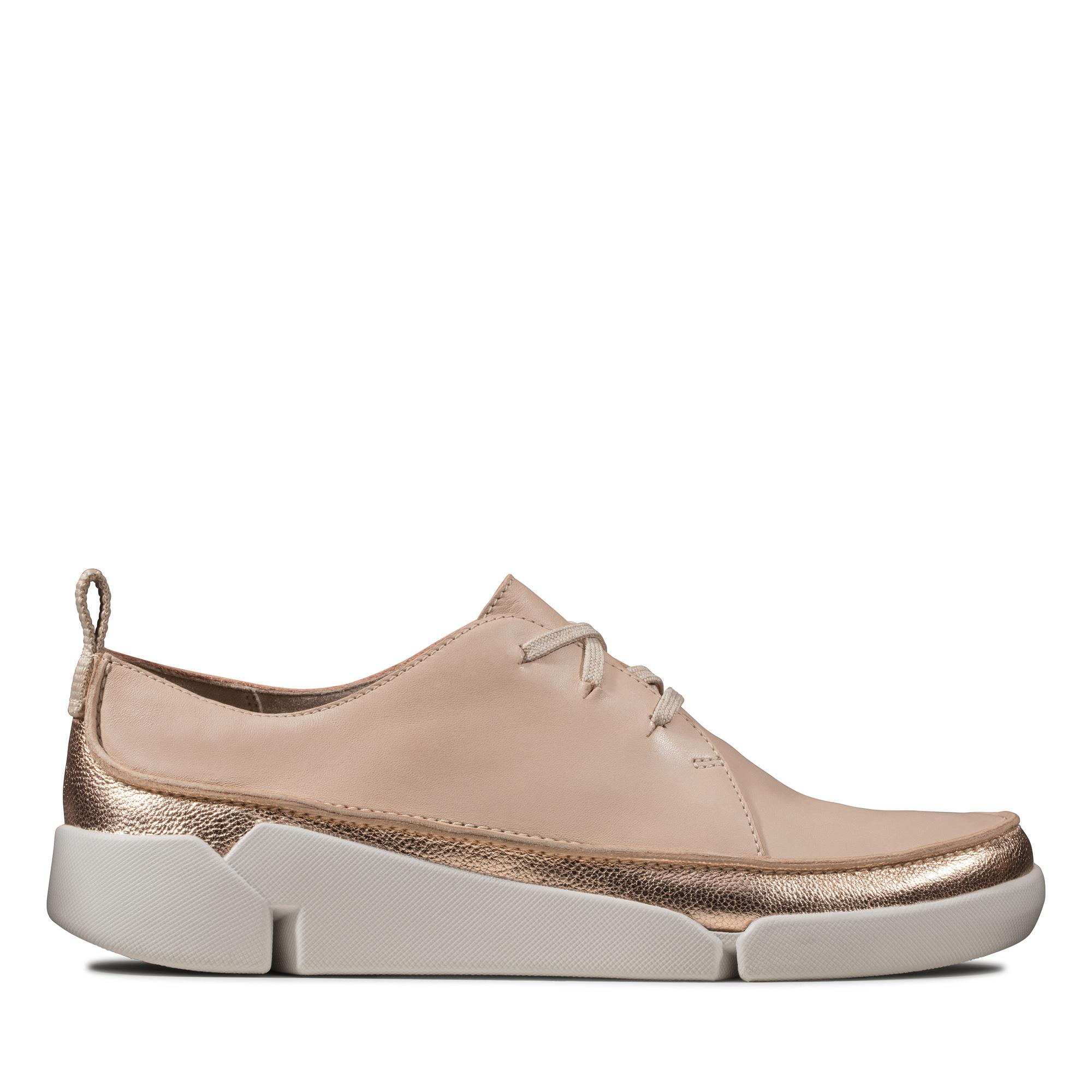 Clarks Ladies Lace Up Shoes /'Tri Clara/'