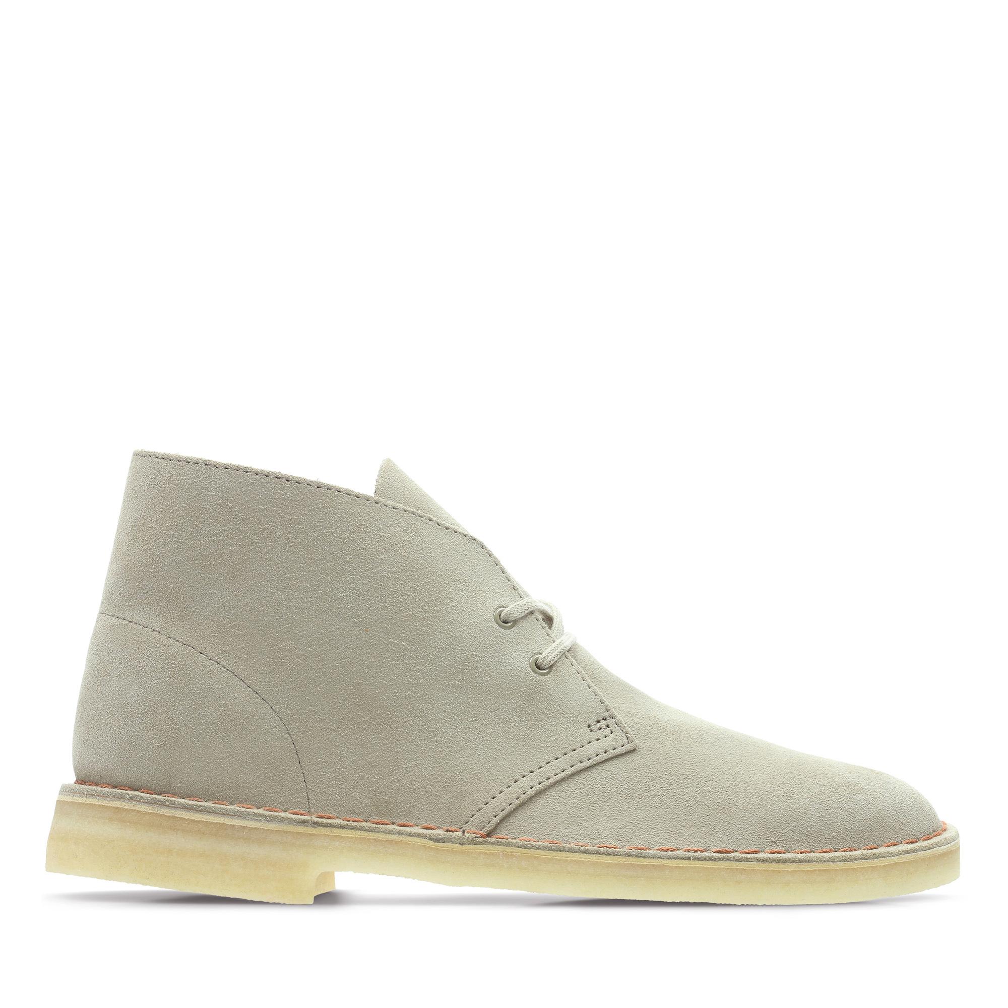 Damen Clarks Originals Desert Boot Stiefeletten /& Boots Blau
